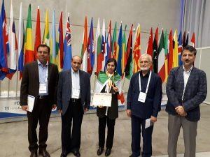 کسب مقام چهارم در مسابقات دانش مغز توسط مهسا آرمان